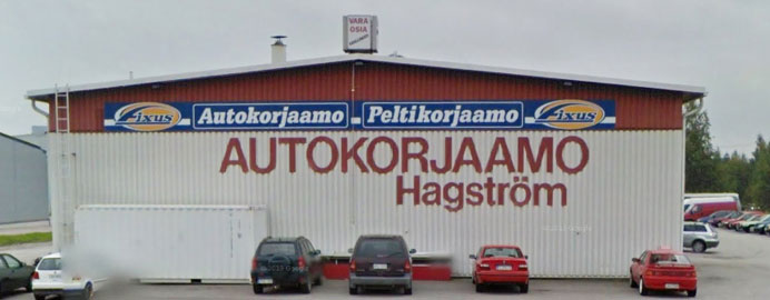 Autokorjaamo Hagström